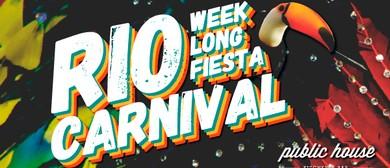 Rio Carnival Week Long Fiesta