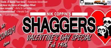 Shaggers - Valentine's XXX Comedy Show