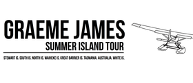 Graeme James Summer Island Tour