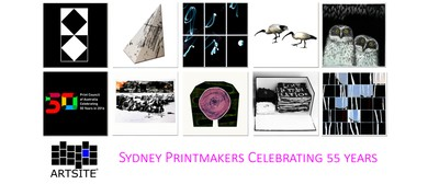 Sydney Printmaker's Celebrating 55 Years