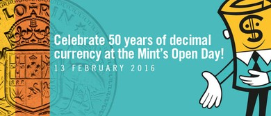 Royal Australian Mint Open Day