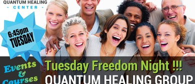 Quantum Healing Freedom Night