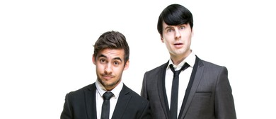 Dom and Dumber: the Hilarious Sketch Comedy Magicians