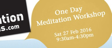 Tibetan Buddhism - One Day Meditation Workshop