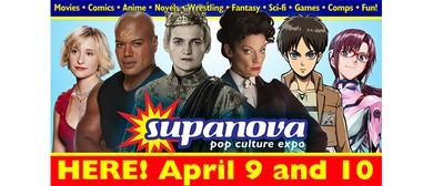 Supanova Pop Culture Expo