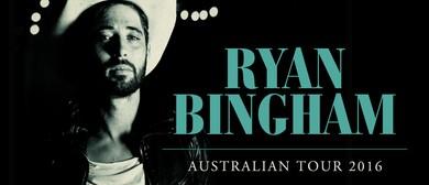 Ryan Bingham Australian Tour 2016
