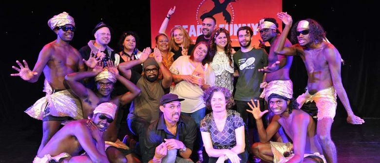 Melbourne International Comedy Festival - Deadly Funny