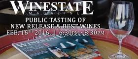 Winestate Magazine Public Tasting of New Release & Best Wine