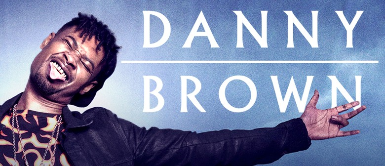 Danny Brown Australian Tour
