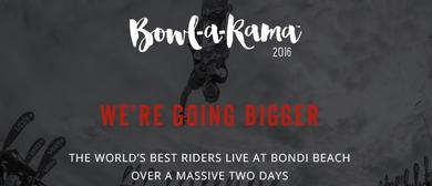 Bowl-A-Rama Bondi 2016