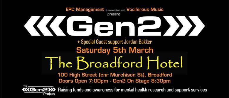 Gen2 - Fight the Black Dog Fundraiser