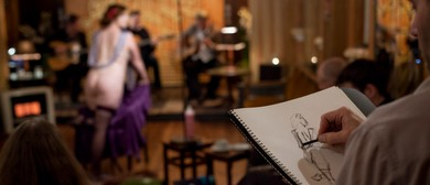 Pure Bohemia - Live Gypsy Jazz & Life Drawing + Dinner