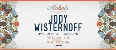 Mahala 1st Bday W/ Jody Wisternoff