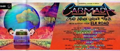 Carmada Australian Tour