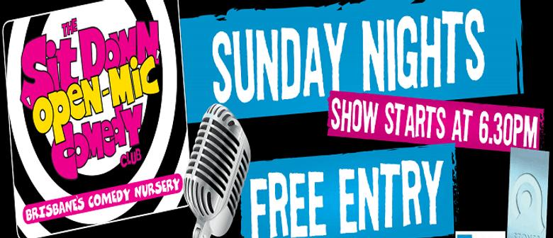 Sunday Comedy Night