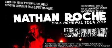 Nathan Roche - Visa Renewal Tour 2016