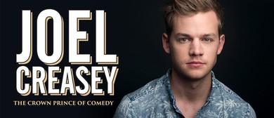 Joel Creasy - Perth Comedy Festival