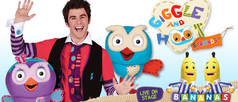 Giggle and Hoot & Friends