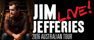 Jim Jefferies - Australian Tour
