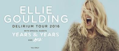 Ellie Goulding - Delirium Tour 2016