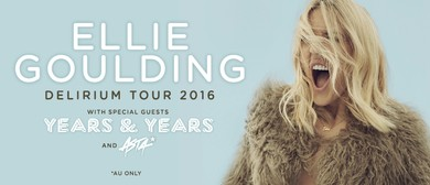 Ellie Goulding - Delirium Tour 2016: CANCELLED