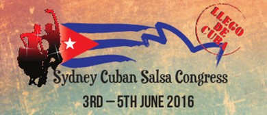 Sydney Cuban Salsa Congress