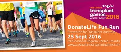 2016 Australian Transplant Games