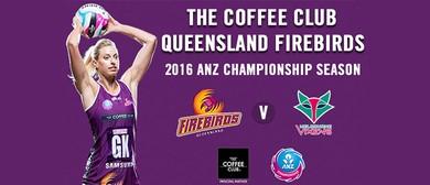 Queensland Firebirds V Melbourne Vixens
