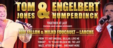 Tom Jones & Engelbert - Together At Last