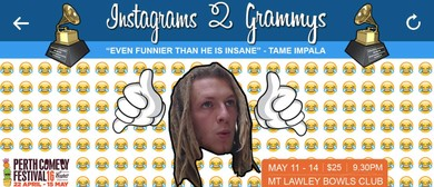 Rory Lowe: Instagrams 2 Grammys - Perth Comedy Festival