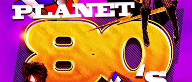 Planet 80s - Featuring Rewind 80s Band