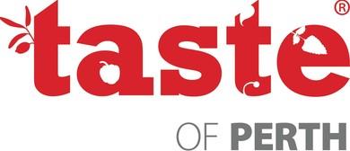 Taste of Perth