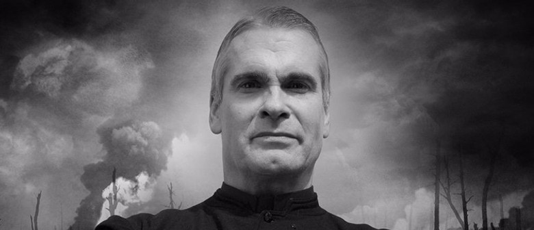 An Evening With Henry Rollins