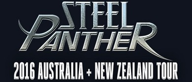 Steel Panther Australian Tour 2016