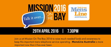 Mission On the Bay: CANCELLED