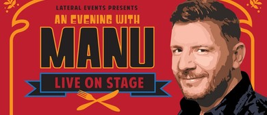 An Evening With Manu Feildel