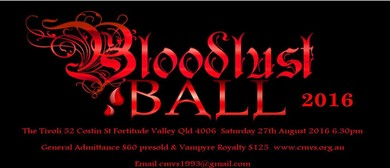 The Bloodlust Ball 2016