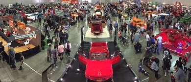 The 46th QLD Hot Rod Show