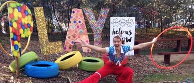 Hula Hoop Workshops With Sunshine's Hoop Love