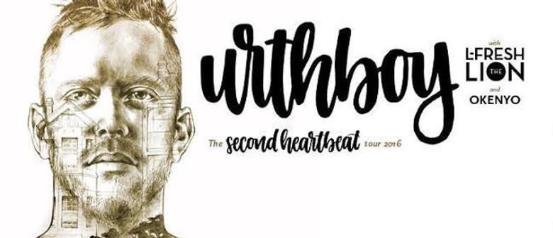 Urthboy - Second Heartbeat Australian Tour