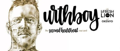 Urthboy - Second Heartbeat Australian Tour