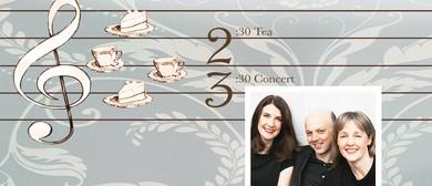 The Seraphim Trio - A Prelude In Tea Concert