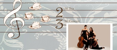 The Enigma Quartet - A Prelude In Tea Concert