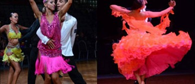 2016 DanceSport Australia National Championship
