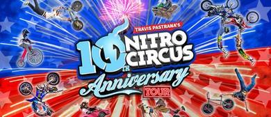 Nitro Circus Australian 10th Anniversary Tour