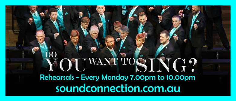 Do You Want to Sing? A Cappella Choir - For Males Only