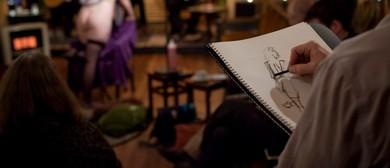 Pure Bohemia - Gypsy Jazz & Life Drawing + Dinner