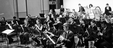 Canberra Wind Symphony: Blown Away