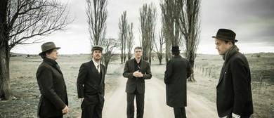 Mikelangelo & The Black Sea Gentlemen