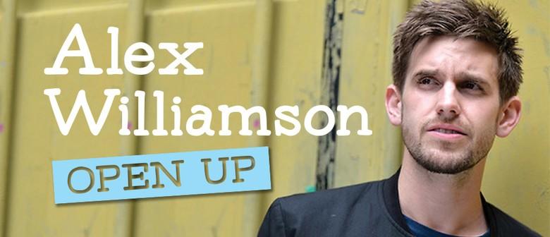 Alex Williamson - Open Up